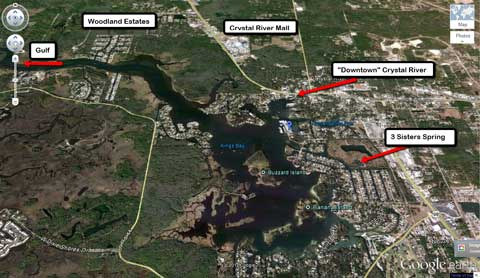 Waterfront Home With Direct Golf Access For Sale In Crystal River